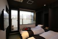 【別邸302号室】ツインルーム15平米◆禁煙(露天風呂付)
