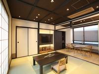 【別邸301号室】奈良町情緒和室14畳◆禁煙(露天風呂付)
