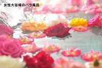 【信州中野バラ祭り】バラ尽くしプラン【バラ温泉】