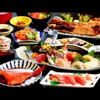 【グレードアップ】金目鯛・桜エビ・トロ握り・・静岡の味覚満載★