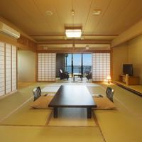 【本館 雲海】2階 15畳和室 露天風呂付客室
