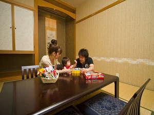 【楽天スーパーSALE】最大10%OFF☆お菓子付ファミリープラン☆◇朝食無料サービス◇