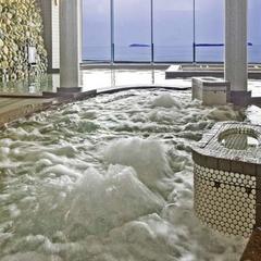 【素泊まり】萩・城下町観光におすすめ♪菊ヶ浜が一望できる自家源泉100%の天然温泉で疲れを癒して