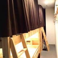 禁煙◇レディースドミトリールーム(ベッドサイズ105cm)