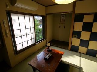 【カップル向け和室ツインorダブル】リーズナブルな素泊まり旅館に2連泊でポイント10倍♪