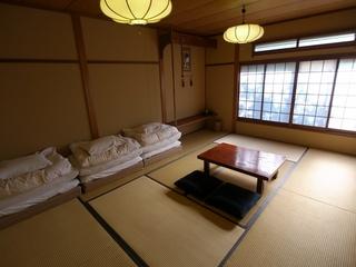 10畳和室 - バス・トイレ共用、庭眺望有、WiFi可、禁煙