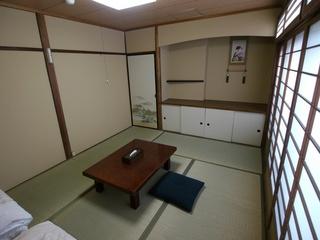 6畳 和室ツイン - バス・トイレ共用、WiFi接続、禁煙