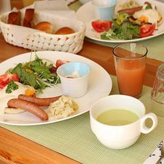 ≪朝食付きプラン・もちろんペットと一緒に貸切温泉OK≫(現金決済・夕食なし)