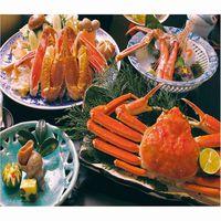 【冬の王様の蟹も、但馬牛も食べた〜い】 贅沢三昧♪美味しい料理で両方楽しめる♪ ★蟹 と牛 会席★