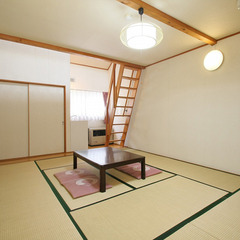 *【基本ルーム】和室11畳+ロフト8畳/1〜8名定員