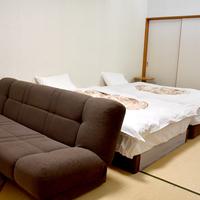 *【基本ルーム/ベッド】和室11畳+ロフト8畳/1〜8名定員