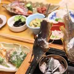 【2食付スタンダード】川魚や地元の新鮮なお野菜などを使った和食膳&増富の湯入浴2回無料!