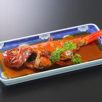 【グループ限定】金目鯛の煮付け付き♪かけ家の旬海懐石プラン