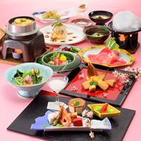 【スタンダード】『四季旬彩』料理長が厳選した地元食材の数々…鳥海山麗〜旬の味覚を味わう〜
