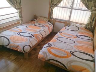 個室 ツインルームA