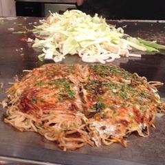 【朝食・夕食】広島風お好み焼き♪2食付プラン (1名様用)