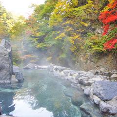 秘湯中の秘湯!トレッキングで辿り着く最上川源流の絶景露天風呂