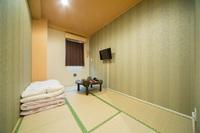 ■和室■素泊まりプラン(3名様まで) グループ利用歓迎!ご家族、ご友人、カップルで楽しくわいわいと!