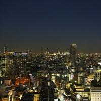 【高層階28階以上確約】夜景満喫プラン★12時レイトアウト 〜朝食付〜