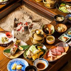【三食付き】NEWオープン『夢見る豚食堂』ランチ無料特典付★寒の地獄旅館で食も温泉も満喫