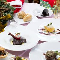[1泊2食]【クリスマス限定】ブライズハウスにて☆豪華スペシャルディナーコースプラン
