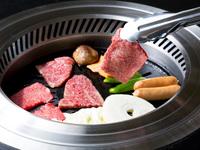 [1泊2食]土日祝限定☆天然温泉と手ぶらで楽しむ黒毛和牛BBQプラン
