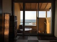 露天風呂付客室 和室12畳