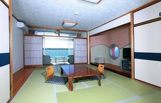 和室10畳 オーシャンフロント 【禁煙】