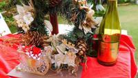 【朝食付き】クリスマス聖なる一夜を二人で過ごす至福のひと時をワインプレゼント!朝食付き