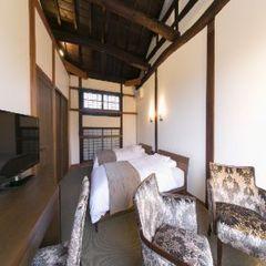 山桑の部屋 1階6畳和室 2階28米和モダン寝室