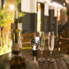 ◆ladies plan◆女子会にワインを1本◆半貸切りの宿で過ごす プライベートな女子だけの時間♪