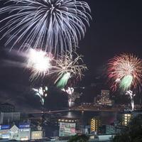 【花火大会】期間限定!屋上テラスから大輪の花火を望む穴場スポットで楽しい夜を。-1泊2食付き-