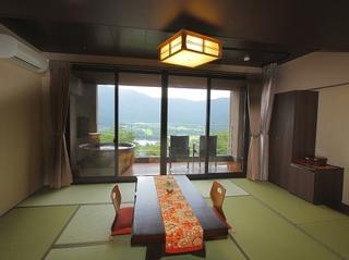 【10畳間】温泉露天風呂付客室(星雲・明星・青眼星・星影)