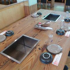 【バーベキュー】牛肉・鶏肉・シーフード♪レストランでボリューム満点BBQ