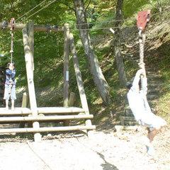 ファミリー♪山びこの森入園券付き!自然の中でアクティビティを楽しもう