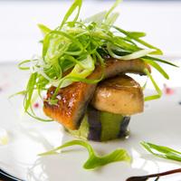 【スタンダード(夕食レストラン)】雄大な自然と豊かな食材が彩るフリューゲル久住の創作ディナープラン