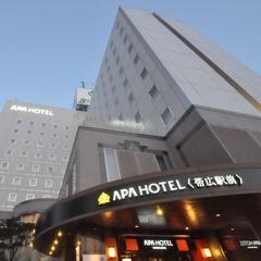 アパホテル<帯広駅前>