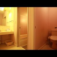 【二人旅】カップルにおすすめ♪デザートプレートとシャンパン1本特典付*2階建て客室は広々快適♪