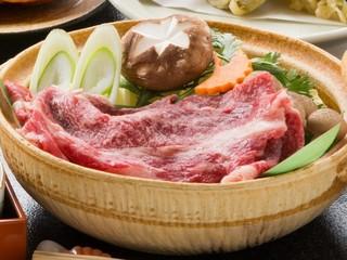 人気3大食材「あわび、但馬牛、蟹』プラン