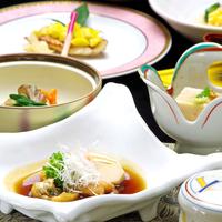 【一ぷく御膳】夕食は会席風★人気のスタンダードプラン<2食付>