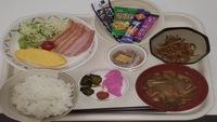 お食事付プラン<朝食付>(駐車場無し)