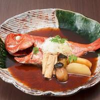 【金目鯛まるごと一匹】せっかくなら旅先でちょっぴり贅沢舌鼓「お料理グレードアッププラン」