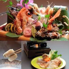 ☆★魚屋直営★☆ 魚づくし魚匠懐石 お魚好き必見!