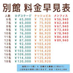 【別館素泊まり】自炊設備・風呂・トイレ付◎(現金特価)