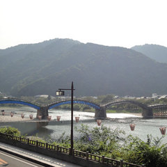 【素泊まり】錦帯橋が目の前!好立地&安価で泊まれる宿☆心地よい家庭的なおもてなし。<現金特価>