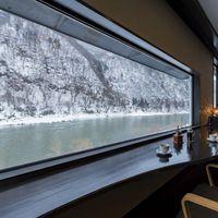 【雪見舟+冬の美食】〜最上の冬を味わう、特別会席に舌鼓〜ぶりしゃぶ+牛ステーキ+塩芋煮