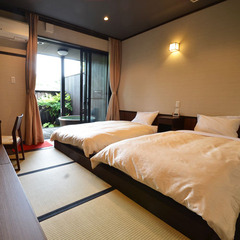 <日程限定・1号館>和洋室【露天風呂付き】