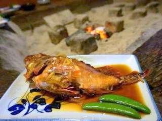 【プリプリ煮魚プラン】やっぱりお魚!波の音が聞こえる新鮮素材♪「現金特価」
