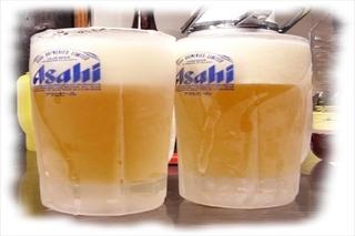 :::生ビール2杯付宿泊プラン:::スパサウナ・朝食バイキング付※男性専用