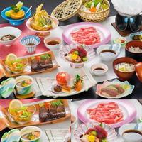 【夏休みの家族割☆お子様一律980円!】ご夕食は贅沢!「前沢牛づくし会席」夏のファミリープラン♪